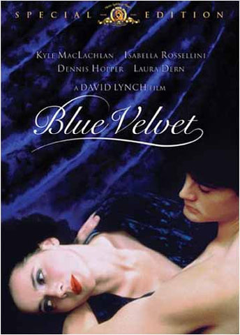 Blue Velvet (Special Edition) (Bilingual) DVD Movie