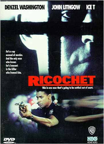Ricochet (Snapcase) DVD Movie