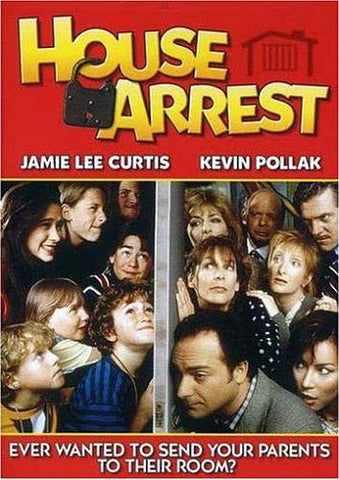 House Arrest DVD Movie