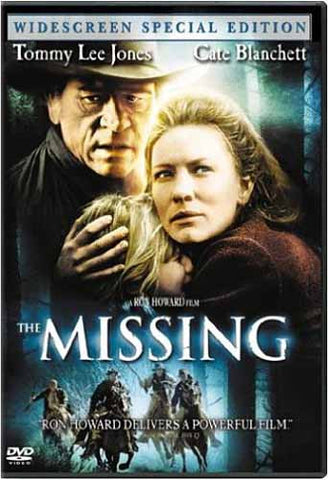 The Missing (Widescreen Special Edition) DVD Movie