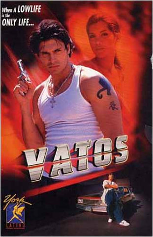 Vatos DVD Movie