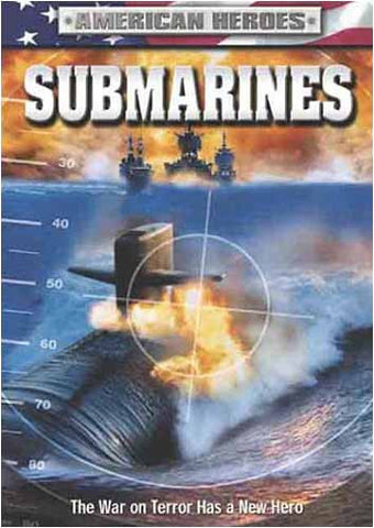 Submarines DVD Movie