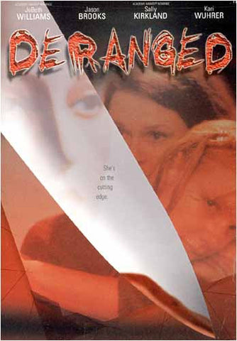 Deranged DVD Movie