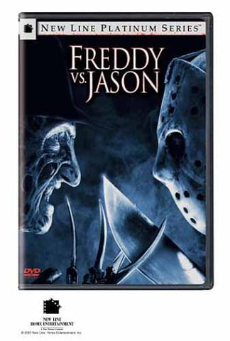 Freddy Vs. Jason - New Line Platinum Series DVD Movie