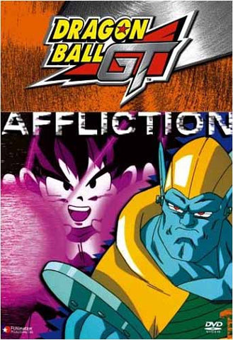 Dragon Ball GT - Affliction (Vol. 1) DVD Movie