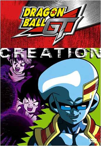 Dragon Ball GT - Creation (Vol.3) DVD Movie