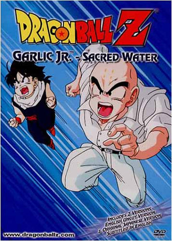 Dragon Ball Z - Garlic Jr. - Sacred Water DVD Movie