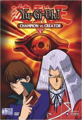 Yu-Gi-Oh! - Champion Vs. Creator (Vol. 9) DVD Movie