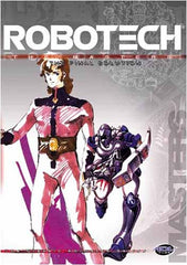 Robotech - Volume 10: The Final Solution (Japanimation)