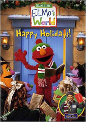 Happy Holidays - Elmo's World - Happy Holidays - (Sesame Street)