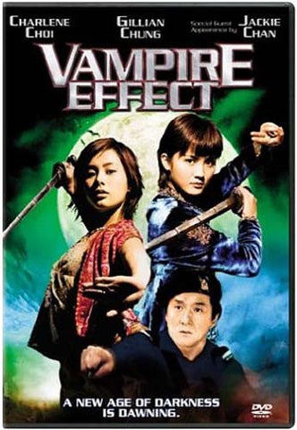 Vampire Effect DVD Movie