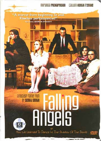 Falling Angels DVD Movie