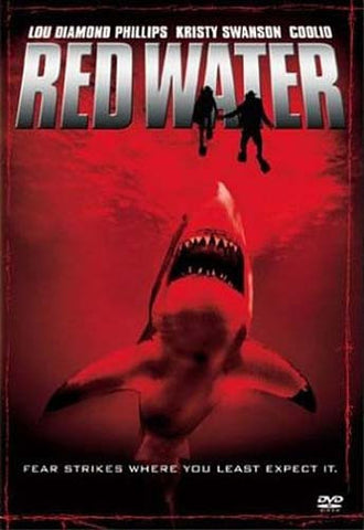 Red Water DVD Movie