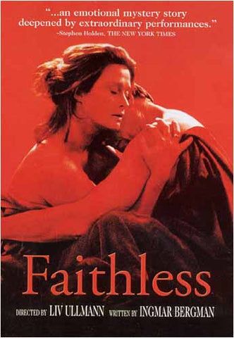 Faithless (With English Subtitles) DVD Movie