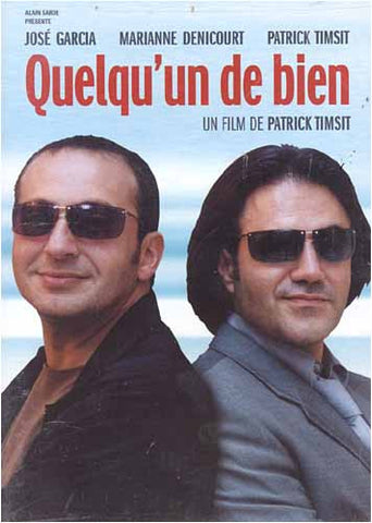Quelqu'un de Bien DVD Movie