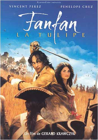 Fanfan La Tulipe (Penelope Cruz) DVD Movie