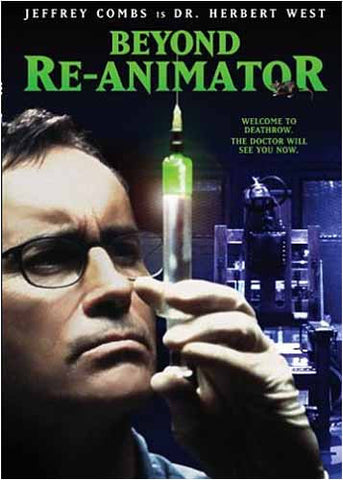 Beyond Re-Animator DVD Movie