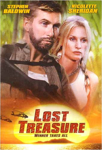 Lost Treasure (Stephen Bladwin) DVD Movie