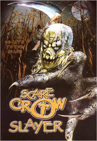 Scarecrow Slayer DVD Movie