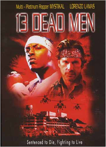 13 Dead Men DVD Movie