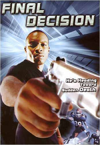Final Decision DVD Movie