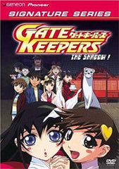 Gate Keepers - The Shadow! (Signature Series)