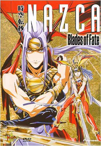 Nazca - Blades of Fate (Vol. 1) DVD Movie