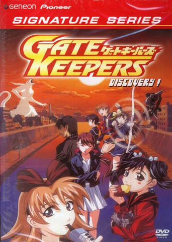 Gate Keepers - Discovery! (Signature Series) (Vol.6) DVD Movie