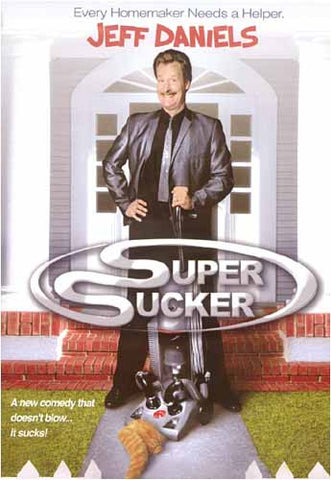 Super Sucker DVD Movie