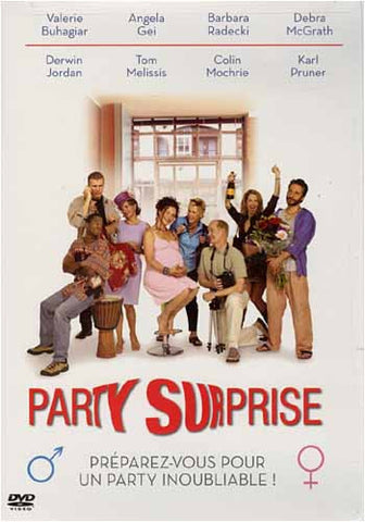 Party Surprise DVD Movie