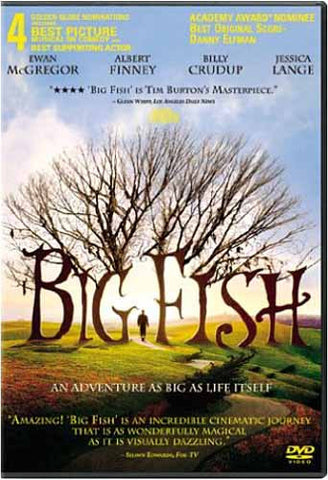 Big Fish DVD Movie