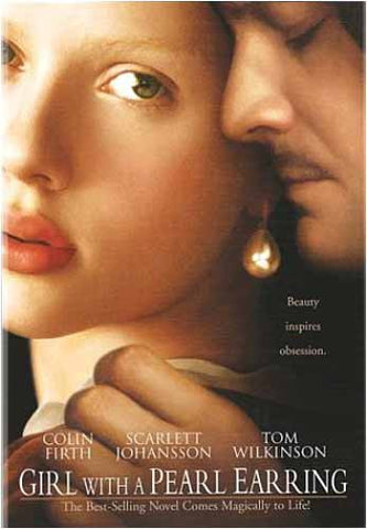 Girl With a Pearl Earring DVD Movie