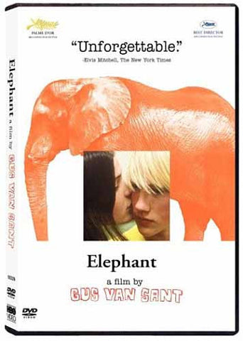 Elephant DVD Movie