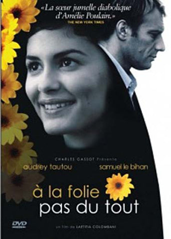 A la Folie, Pas du Tout (He Loves Me, He Loves Me Not) (French Cover) DVD Movie