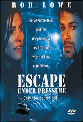 Escape Under Pressure (Snapcase) DVD Movie