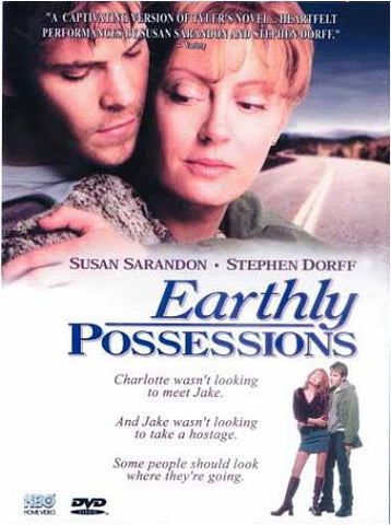 Earthly Possessions DVD Movie