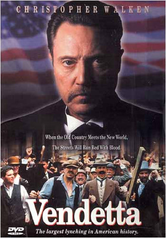 Vendetta (Christopher Walken) DVD Movie