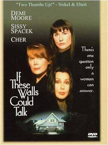 If These Walls Could Talk (Snapcase) DVD Movie