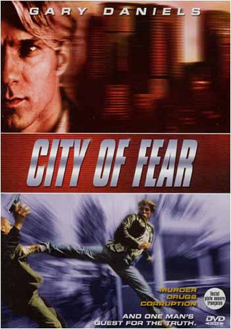 City of Fear DVD Movie