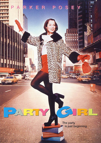 Party Girl (Lions Gate Release) DVD Movie