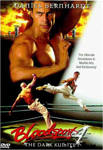 Bloodsport 4: The Dark Kumite DVD Movie