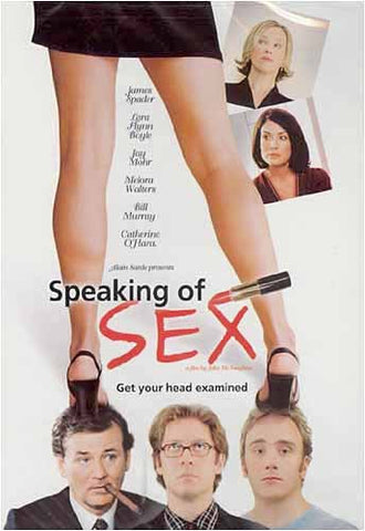 Speaking Of Sex DVD Movie