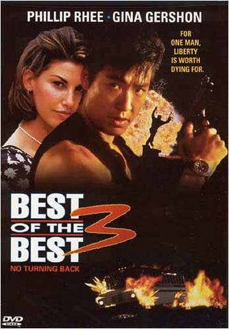 Best of the Best 3 - No Turning Back DVD Movie