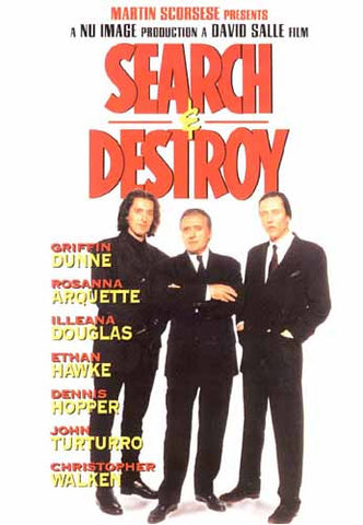 Search and Destroy DVD Movie
