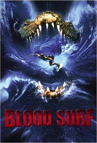 Blood Surf DVD Movie