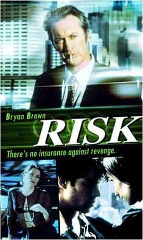 Risk (Bryan Brown) DVD Movie