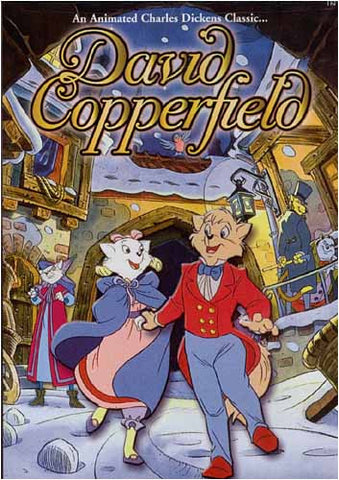 David Copperfield (An Animated Charles Dickens Classic) DVD Movie