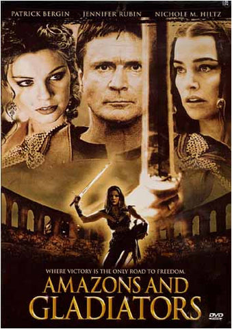 Amazons and Gladiators DVD Movie