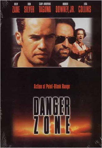 Danger Zone DVD Movie