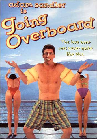 Going Overboard DVD Movie